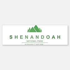 Shenandoah National Park, Virginia Bumper Bumper Bumper Sticker