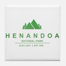 Shenandoah National Park, Virginia Tile Coaster