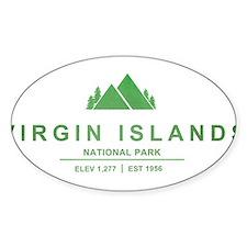 Virgin Islands National Park, Virgin Islands Stick