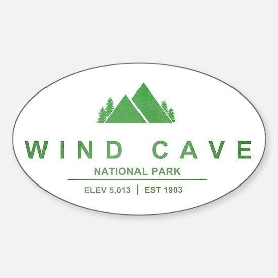 Wind Cave National Park, South Dakota Decal