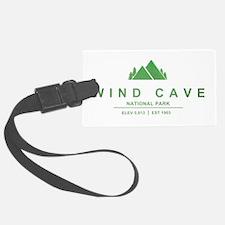Wind Cave National Park, South Dakota Luggage Tag