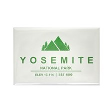 Yosemite National Park, California Magnets