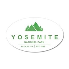 Yosemite National Park, California Wall Decal