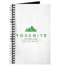 Yosemite National Park, California Journal