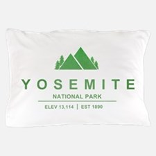 Yosemite National Park, California Pillow Case