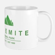 Yosemite National Park, California Mugs