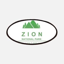 Zion National Park, Utah Patches
