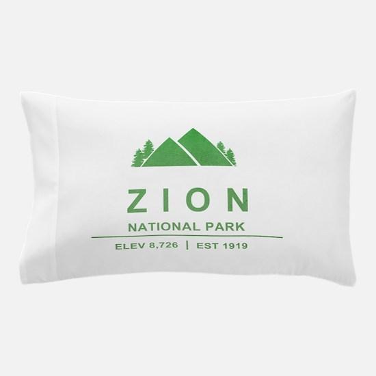 Zion National Park, Utah Pillow Case