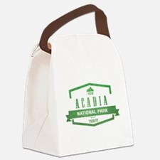 Acadia, Maine National Park Canvas Lunch Bag