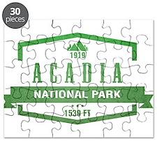 Acadia, Maine National Park Puzzle