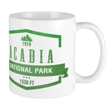 Acadia, Maine National Park Mugs