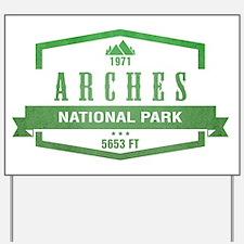 Arches National Park, Utah Yard Sign