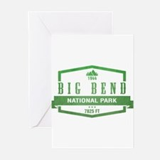 Big Bend National Park, Texas Greeting Cards