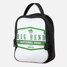 Big Bend National Park, Texas Neoprene Lunch Bag