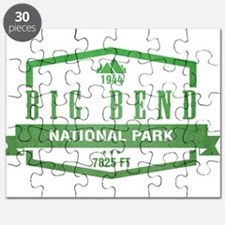 Big Bend National Park, Texas Puzzle