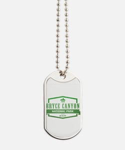Bryce Canyon National Park, Utah Dog Tags