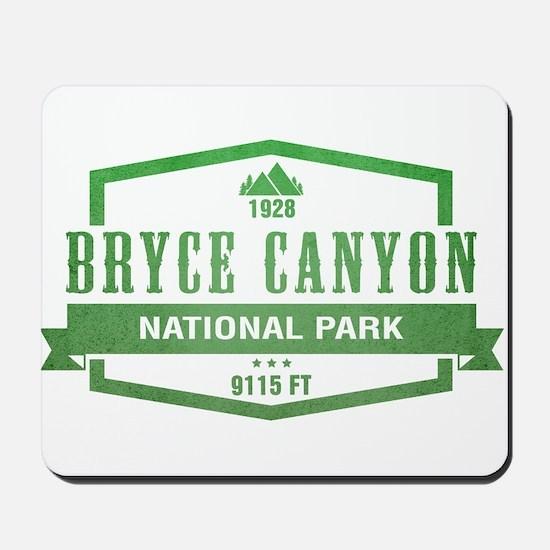 Bryce Canyon National Park, Utah Mousepad