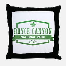 Bryce Canyon National Park, Utah Throw Pillow