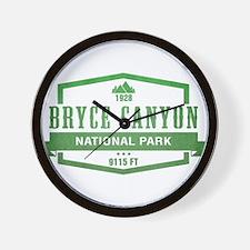 Bryce Canyon National Park, Utah Wall Clock