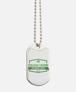Carlsbad Caverns National Park, New Mexico Dog Tag