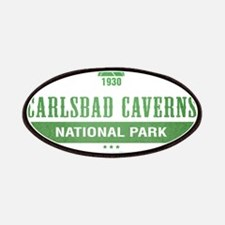 Carlsbad Caverns National Park, New Mexico Patches
