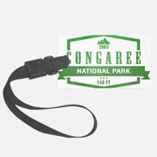 Congaree National Park, South Carolina Luggage Tag