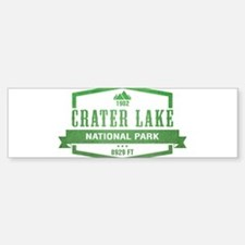 Crater Lake National Park, Oregon Bumper Bumper Bumper Sticker