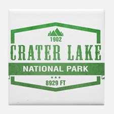 Crater Lake National Park, Oregon Tile Coaster