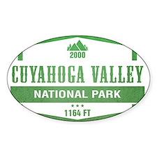 Cuyahoga Valley National Park, Ohio Decal