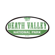 Death Valley National Park, California Patches