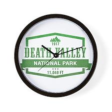 Death Valley National Park, California Wall Clock
