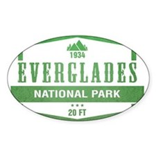 Everglades National Park, Florida Decal