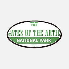 Gates of the Arctic National Park, Alaska Patches