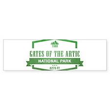 Gates of the Arctic National Park, Alaska Bumper S