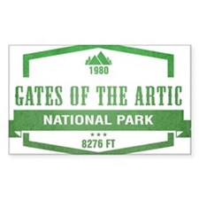 Gates of the Arctic National Park, Alaska Decal