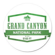 Grand Canyon National Park, Colorado Round Car Mag