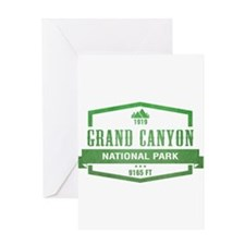 Grand Canyon National Park, Colorado Greeting Card