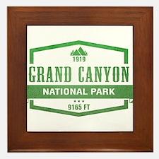Grand Canyon National Park, Colorado Framed Tile
