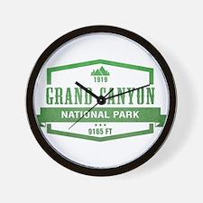 Grand Canyon National Park, Colorado Wall Clock