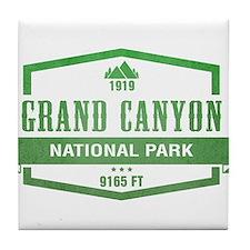Grand Canyon National Park, Colorado Tile Coaster