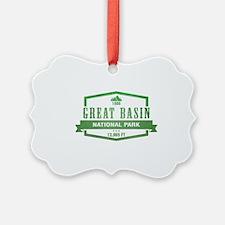 Great Basin National Park, Nevada Ornament