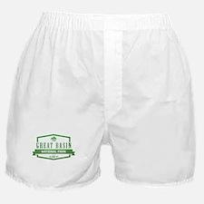 Great Basin National Park, Nevada Boxer Shorts