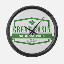 Great Basin National Park, Nevada Large Wall Clock