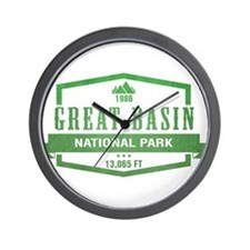 Great Basin National Park, Nevada Wall Clock