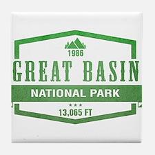 Great Basin National Park, Nevada Tile Coaster