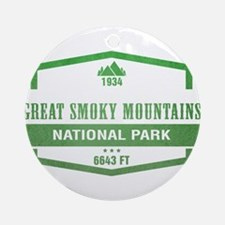 Great Smoky Mountains National Park, Tennessee Orn