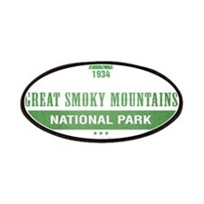 Great Smoky Mountains National Park, Tennessee Pat