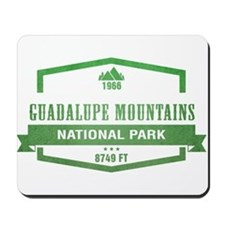 Guadalupe Mountains National Park, Texas Mousepad