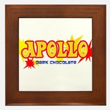 Apollo Candy Bar Framed Tile
