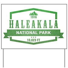 Haleakala National Park, Hawaii Yard Sign